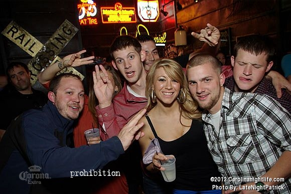 Prohibition with DJ Rowshay Saturday night - Photo #483690