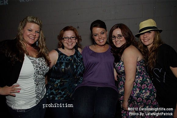 Prohibition with DJ Rowshay Saturday night - Photo #483711