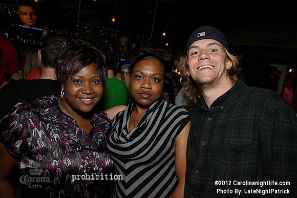 Prohibition with DJ Rowshay Saturday night - Photo #483715