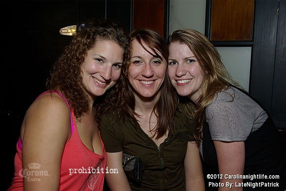 Prohibition with DJ Rowshay Saturday night - Photo #483723