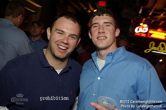 Prohibition with DJ Rowshay Saturday night - Photo #483725