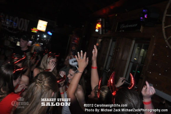 Breakn' a Sweat @ The Market Street Saloon - Photo #483888