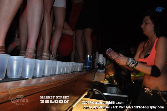 Breakn' a Sweat @ The Market Street Saloon - Photo #483915