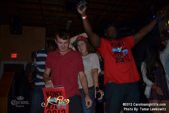 Kony 2012 @ Joe Pasta - Photo #485898