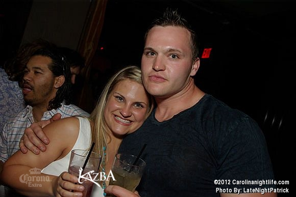 DJ Alan Hype at Kazba Saturday night - Photo #486251