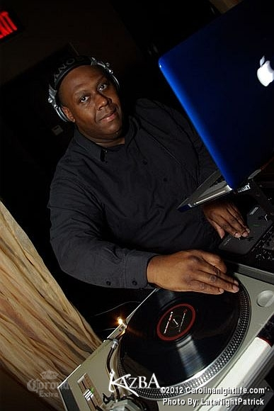 DJ Alan Hype at Kazba Saturday night - Photo #486253