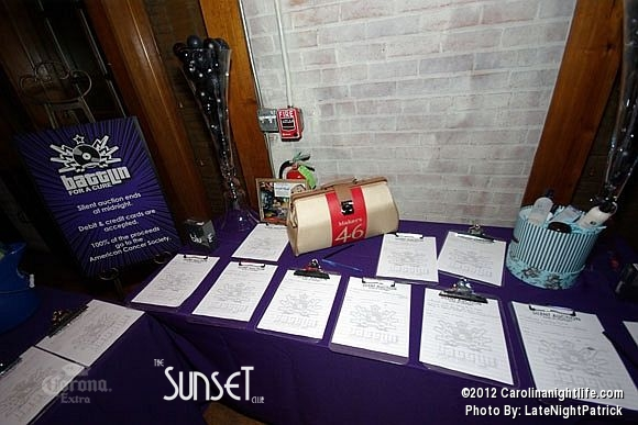 Battlin' For A Cure Sunday night at The Sunset Club - Photo #487298