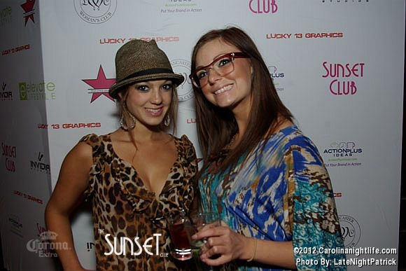 Battlin' For A Cure Sunday night at The Sunset Club - Photo #487310