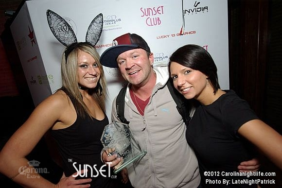Battlin' For A Cure Sunday night at The Sunset Club - Photo #487311