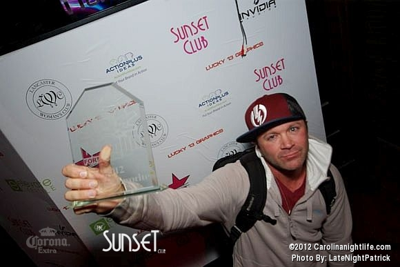 Battlin' For A Cure Sunday night at The Sunset Club - Photo #487313