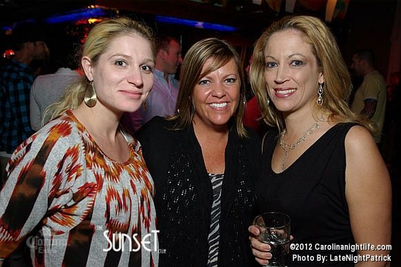 Battlin' For A Cure Sunday night at The Sunset Club - Photo #487326