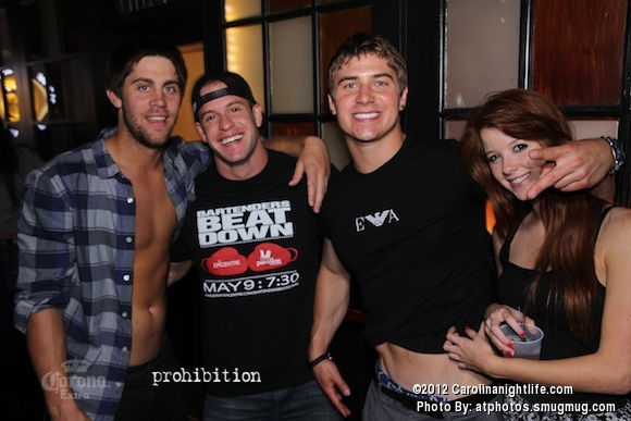 AA5 after party at Prohibition - Photo #487888