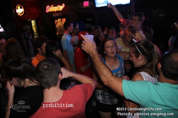 AA5 after party at Prohibition - Photo #487891
