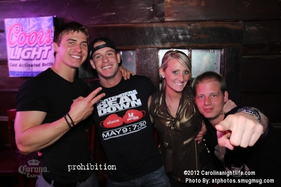 AA5 after party at Prohibition - Photo #487898