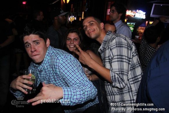 AA5 after party at Prohibition - Photo #487916