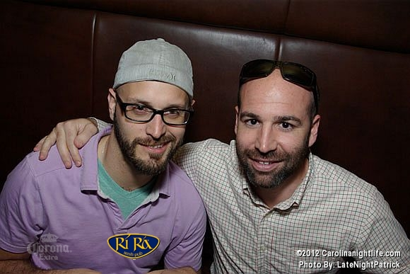 Ri Ra Friday with DJ A Rod and Jarad Allen - Photo #488305