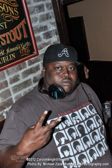 DJ Mike Tech @ O'Malleys - Photo #488625