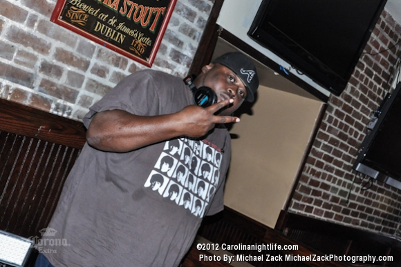 DJ Mike Tech @ O'Malleys - Photo #488643