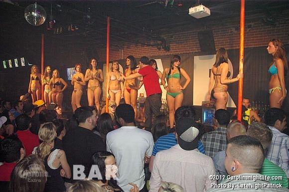 barKINI Friday at BAR Charlotte with DJ Jimmy HYPE - Photo #490539