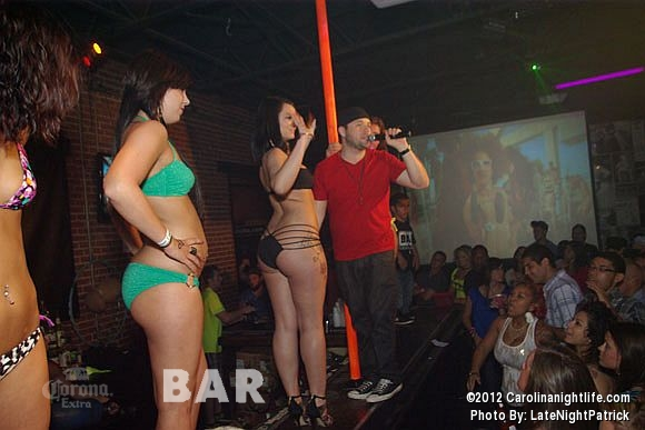 barKINI Friday at BAR Charlotte with DJ Jimmy HYPE - Photo #490546