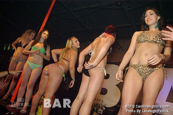 barKINI Friday at BAR Charlotte with DJ Jimmy HYPE - Photo #490553