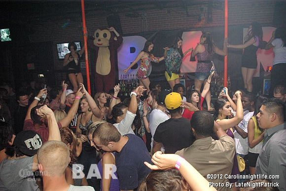 barKINI Friday at BAR Charlotte with DJ Jimmy HYPE - Photo #490557