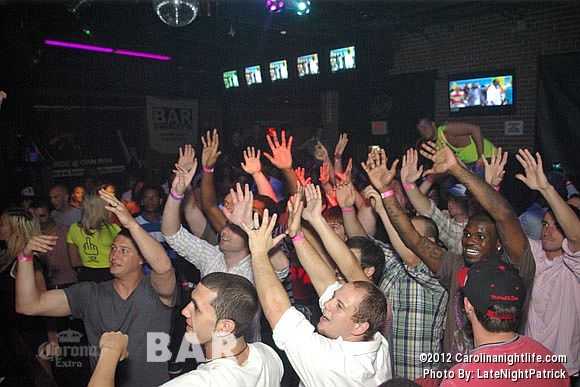 barKINI Friday at BAR Charlotte with DJ Jimmy HYPE - Photo #490571