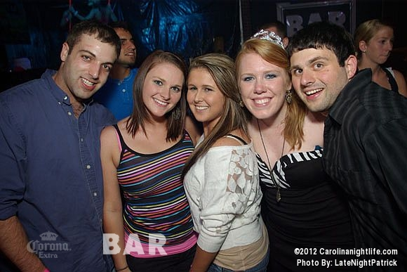 barKINI Friday at BAR Charlotte with DJ Jimmy HYPE - Photo #490572
