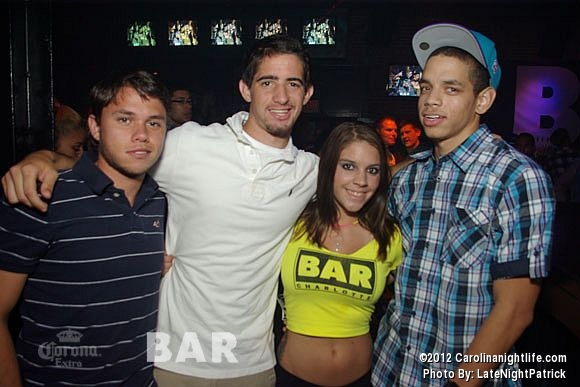 barKINI Friday at BAR Charlotte with DJ Jimmy HYPE - Photo #490578
