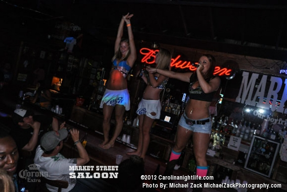 Build Your Own Bikini Night at Market Street Saloon - Photo #502231