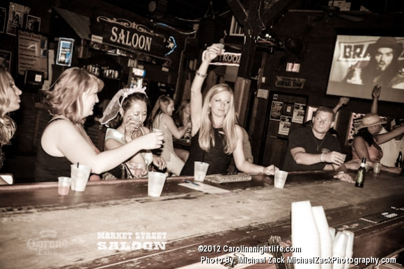 Build Your Own Bikini Night at Market Street Saloon - Photo #502255