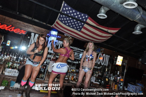 Build Your Own Bikini Night at Market Street Saloon - Photo #502270