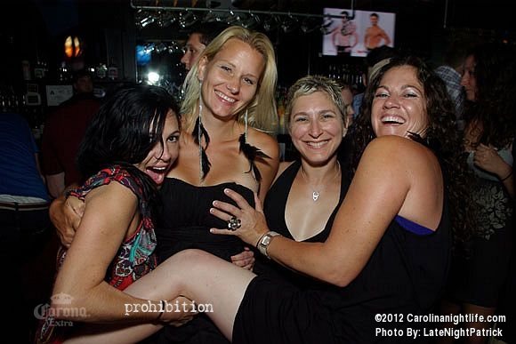 Superhero Bar Crawl with DJ Dirty at Prohibition Saturday - Photo #508465
