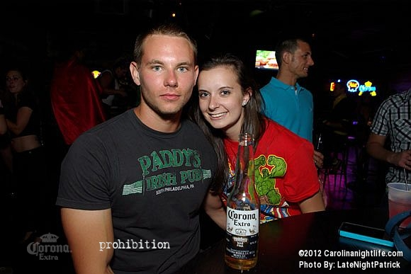 Superhero Bar Crawl with DJ Dirty at Prohibition Saturday - Photo #508472