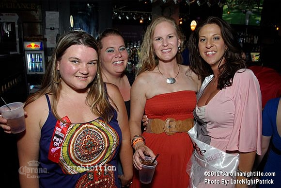 Superhero Bar Crawl with DJ Dirty at Prohibition Saturday - Photo #508473