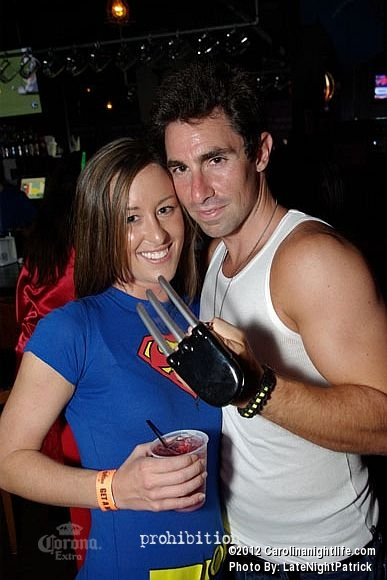Superhero Bar Crawl with DJ Dirty at Prohibition Saturday - Photo #508481