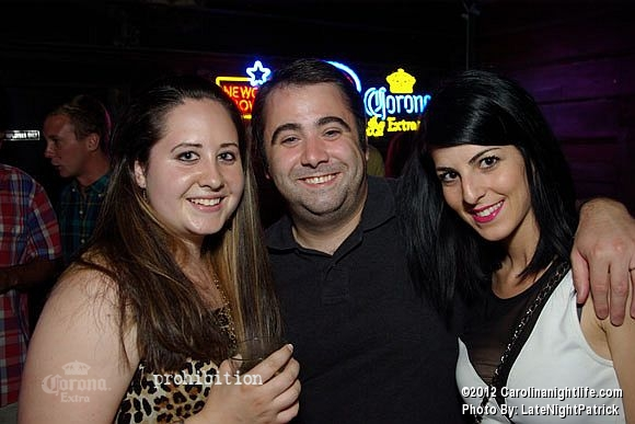 Superhero Bar Crawl with DJ Dirty at Prohibition Saturday - Photo #508488