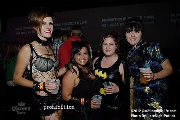 Superhero Bar Crawl with DJ Dirty at Prohibition Saturday - Photo #508510