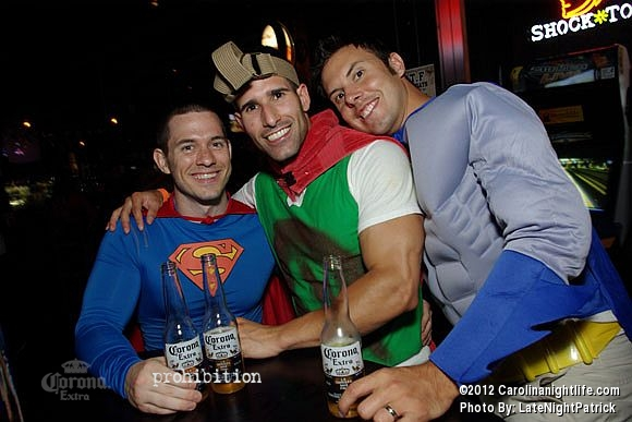 Superhero Bar Crawl with DJ Dirty at Prohibition Saturday - Photo #508512