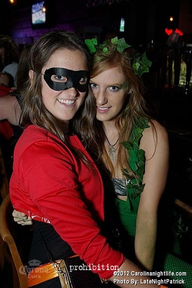 Superhero Bar Crawl with DJ Dirty at Prohibition Saturday - Photo #508518