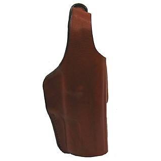 Bianchi 19l Thumbsnap Holster, Plain Tan, Size 8ar, Right Hand