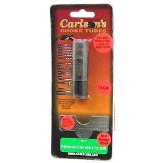 Carlsons Black Cloud Choke Tube, Remington, Mid Range, 12 Guage
