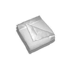 Elegant Baby Microfiber Security Blanket - White 2566274