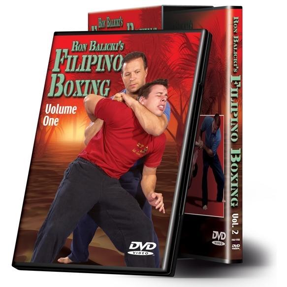 Cold Steel Training Dvd, Ron Balicki S Filipino Boxing