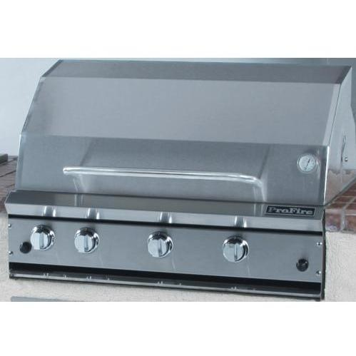 Profire Professional Series 36 Inch Propane Gas Grill With Rotisserie - Built-in at Sears.com
