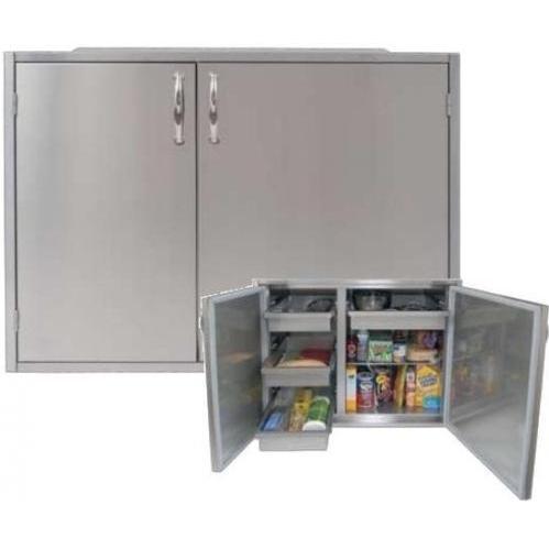 Alfresco 30 Inch High Profile Sealed Dry Storage Pantry
