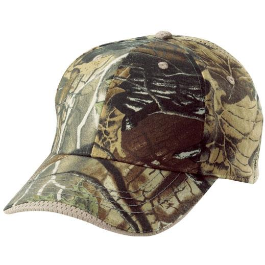 Cobra Caps Brushed Cotton Superflauge Game Sandwich Bill Cap - Superflauge/Khaki