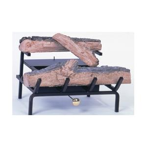 Alcohol 18 Inch Grate and Log Set