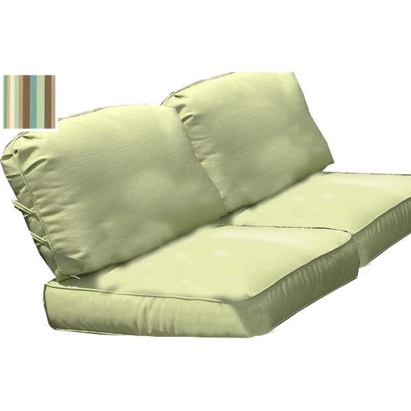 Alfresco Home Cushion Set For 22-0400 - Willow
