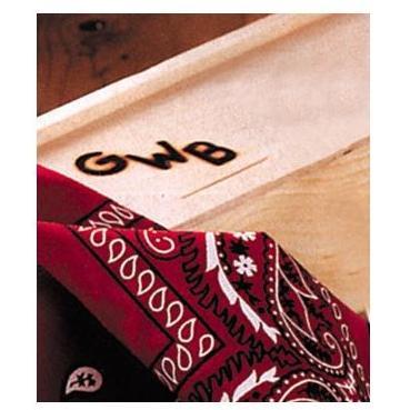 Texas Irons Branding Iron Gift Box